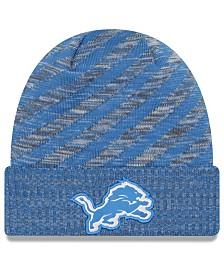 New Era Detroit Lions Touch Down Knit Hat