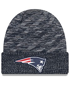 New England Patriots Touch Down Knit Hat