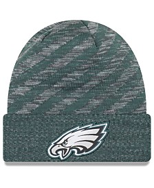 New Era Philadelphia Eagles Touch Down Knit Hat