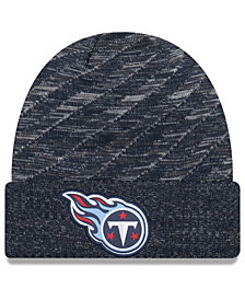New Era Tennessee Titans Touch Down Knit Hat