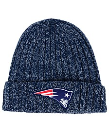 Women's New England Patriots On Field Knit Hat