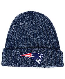 New Era Women's New England Patriots On Field Knit Hat