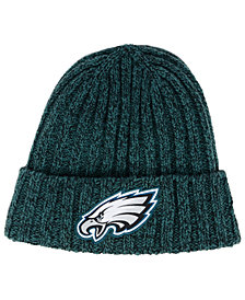 New Era Women's Philadelphia Eagles On Field Knit Hat