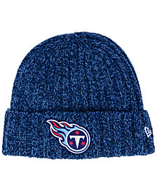 New Era Women's Tennessee Titans On Field Knit Hat