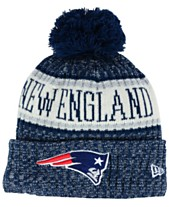 buy online 2f08e 2aa7d New Era Boys  New England Patriots Sport Knit Hat