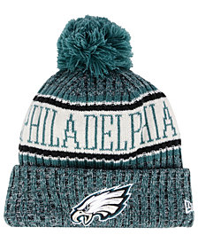 New Era Boys' Philadelphia Eagles Sport Knit Hat
