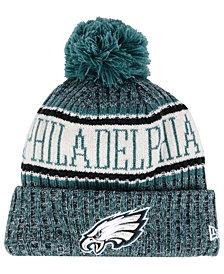 New Era Boys' Philadelphia Eagles Sport Knit Hat