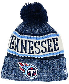 New Era Boys' Tennessee Titans Sport Knit Hat