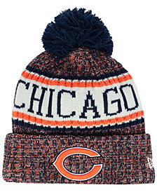 New Era Boys' Chicago Bears Sport Knit Hat