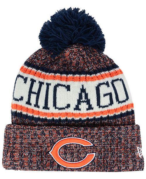 bdb7b546afb New Era Boys  Chicago Bears Sport Knit Hat   Reviews - Sports Fan ...