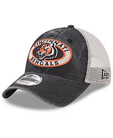 New Era Cincinnati Bengals Patched Pride 9TWENTY Cap