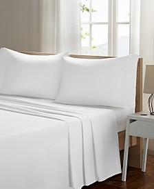 Sleep Philosophy Smart Cool Microfiber 4-PC Queen Sheet Set