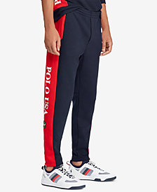 Polo Ralph Lauren Men's Double-Knit Drawstring Pants