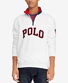 Polo Ralph Lauren Men's Logo Graphic Pullover