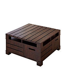 Bartoll Square Storage Coffee Table