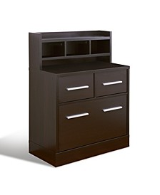 Mericle Contemporary File Cabinet