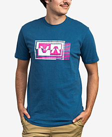 RVCA Men's Copy Box Graphic T-Shirt