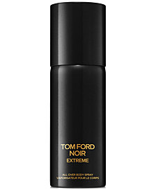 Tom Ford Men's Noir Extreme All Over Body Spray, 150 ml