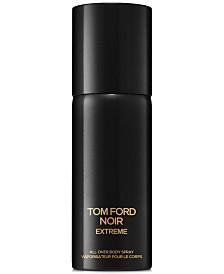 Tom Ford Men's Noir Extreme All Over Body Spray, 150 ml