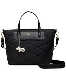 Radley London Charleston Zip-Top Multiway Satchel