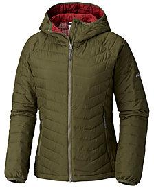 Columbia Oyanta Trail™ Hooded Jacket