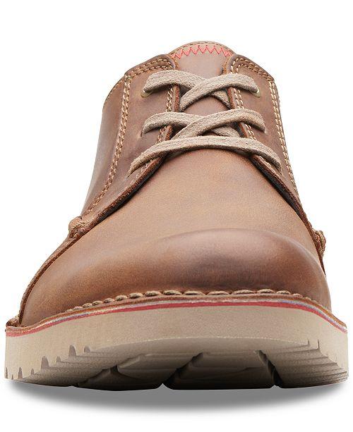 b3f7593b615 Clarks Men s Vargo Plain Leather Oxfords