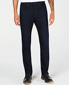 Kenneth Cole Slim-Fit Dark Indigo Jeans