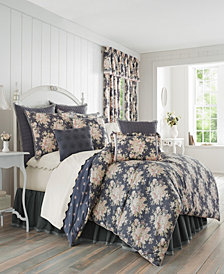 Piper & Wright Braylee Indigo California King Comforter Set