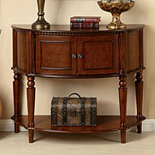Traditional Cherry Side Table