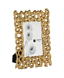 Small Gold Rush Series Picture Frame