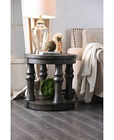 Joss End Table, Quick Ship