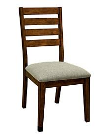Ellis Side Chair (Set Of 2), Quick Ship