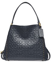 1ad4fcf7f65a coach edie - Shop for and Buy coach edie Online - Macy s