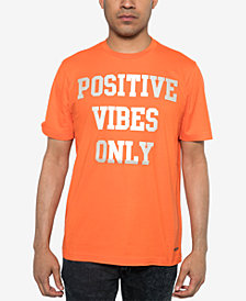Sean John Men's Positive Vibes T-Shirt