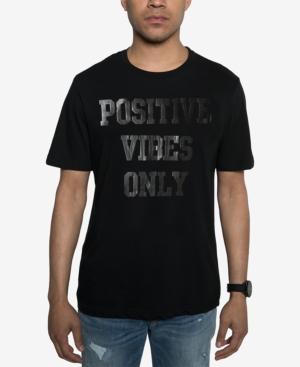 Sean John Men's Positive Vibes T-Shirt