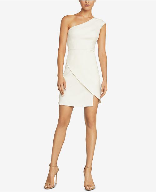 2dee8f54a76 BCBGMAXAZRIA Aryanna One-Shoulder Dress   Reviews - BCBGMAXAZRIA ...