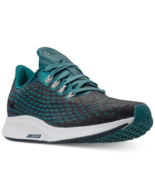 8bf1652b6484 ... Nike Women s Air Zoom Pegasus 35 Premium Running Sneakers from Finish  ...