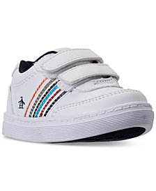 Original Penguin Toddler Boys' Dacon Casual Sneakers from Finish Line