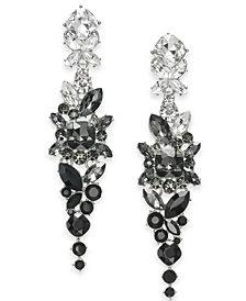 I N C Fl Crystal Linear Earrings Created For Macy S