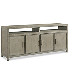 "Nash 74"" TV Console, Created for Macy's"