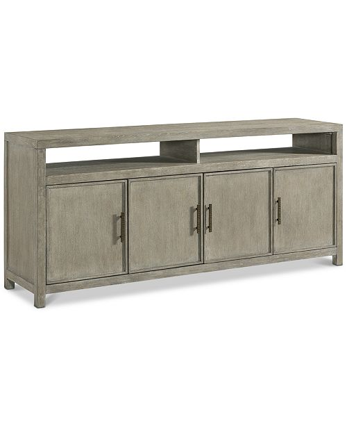 """Furniture Nash 74"""" TV Console, Created for Macy's"""