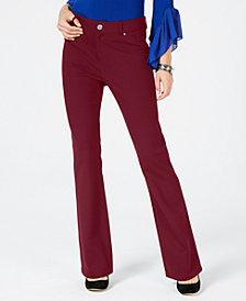 I.N.C. Curvy Bootcut Pants, Created for Macy's