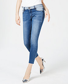 STS Blue Emma Colorblocked Skinny Jeans