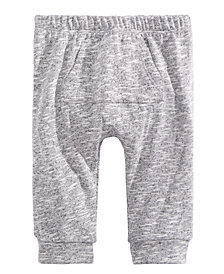 First Impressions Baby Boys Jogger Pants, Created for Macy's