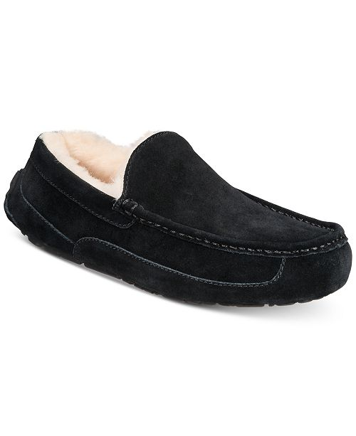 b8f1a26e794 UGG® Men s Ascot Slippers   Reviews - All Men s Shoes - Men - Macy s