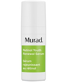 Resurgence Retinol Youth Renewal Serum, 0.33-oz.