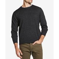 Macys deals on Weatherproof Vintage Cotton Merino Cashmere Crewneck Sweater