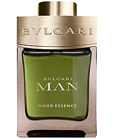 Receive a Complimentary Deluxe Mini with any large spray purchase from the Man Wood Essence collection
