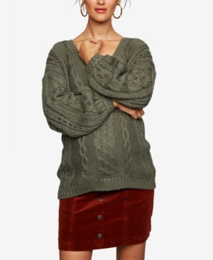 Image of A Pea In The Pod Maternity Buttoned Corduroy Skirt