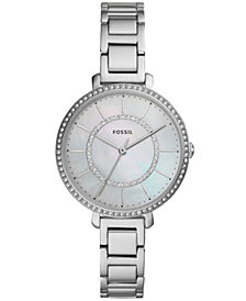 Fossil Women's Jocelyn Stainless Steel Bracelet Watch 36mm